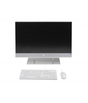 Моноблок HP 27-dp0025ur 14Q58EA (Intel Pentium Gold G6400T 3.4GHz/4096Mb/128Gb SSD/Intel HD Graphics/Wi-Fi/27/1920x1080/Windows 10 64-bit)