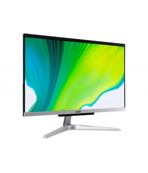 Моноблок Acer Aspire C22-963 Silver DQ.BENER.005 (Intel Core i3-1005G1 1.2 GHz/4096Mb/1000Gb/Intel HD Graphics/Wi-Fi/Bluetooth/21.5/1920x1080/Endless OS)