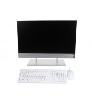 Моноблок HP 24-dp0044ur 25X29EA (AMD Ryzen 3 4300U 2.7GHz/4096Mb/256Gb SSD/No ODD/AMD Radeon Graphics/Wi-Fi/23.8/1920x1080/DOS)
