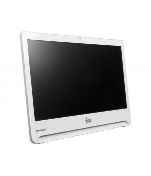 Моноблок iRU Office S2302 White (Intel Core i3-5005U 2.0 GHz/4096Mb/1000Gb/DVD-RW/Intel HD Graphics 5500/GbitEth/Wi-Fi/Cam/23.6/1920x1080/DOS)