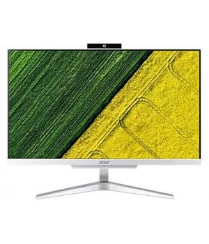 Моноблок Acer Aspire C22-865 Silver DQ.BBRER.008 (Intel Core i3-8130U 2.2 GHz/4096Mb/128Gb/UHD Graphics 620/Wi-Fi/Cam/21.5/1920x1080/Endless OS)