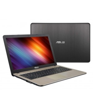 Ноутбук ASUS X540YA-XO648D 90NB0CN3-M10410 (AMD E1-6010 1.35 GHz/4096Mb/500Gb/No ODD/AMD Radeon R2/Wi-Fi/Cam/15.6/1366x768/DOS)