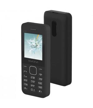 Сотовый телефон Maxvi C20 Black