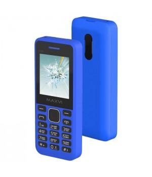Сотовый телефон Maxvi C20 Blue