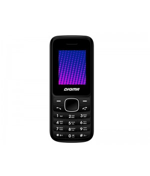 Сотовый телефон Digma LINX A170 2G Black