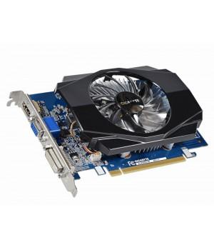 Видеокарта GigaByte GeForce GT 730 902Mhz PCI-E 2.0 2048Mb 1600Mhz 64 bit DVI HDMI HDCP GV-N730D3-2GI