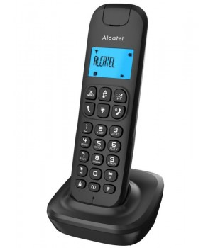 Радиотелефон Alcatel E132 Black