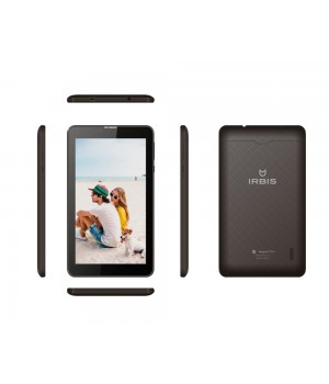 Планшет Irbis TZ716 Black (SC7731C 1.2 GHz/1024Mb/8Gb/GPS/3G/Wi-Fi/Bluetooth/Cam/7.0/1024x600/Android)