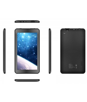 Планшет Arian Space 70 Black st7001rw (RockChip RK3126 1.2 GHz/512Mb/8Gb/Wi-Fi/Bluetooth/Cam/7.0/1024x600/Android)