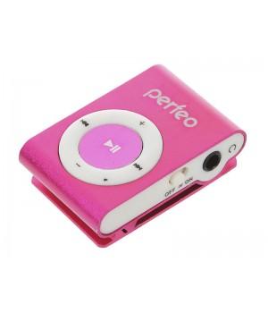 Плеер Perfeo Titanium Lite Pink PF_A4185
