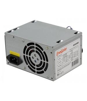 Блок питания Exegate ATX-AAA400 400W Grey ES259590RUS-S / 278136