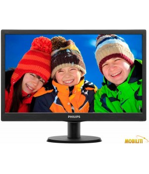 Philips 193V5LSB2/10 Black