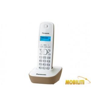 Радиотелефон Panasonic KX-TG1611 RUJ Beige