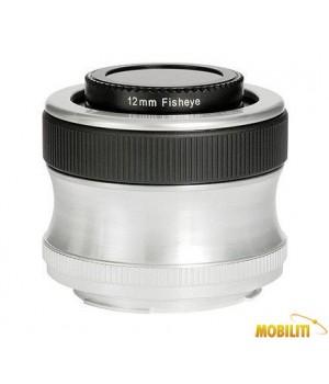 Lensbaby Scout Fisheye for Nikon LBSFEN