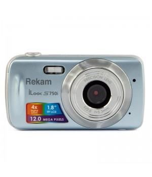 Rekam iLook S750i Metallic Grey