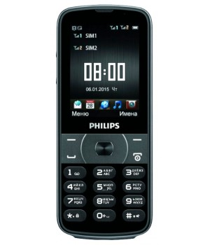 Philips E560 Xenium Black