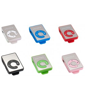 Perfeo Music Clip Color VI-M003 Pink
