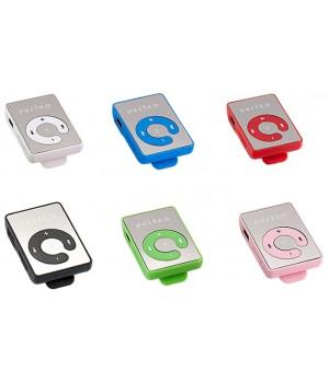 Perfeo Music Clip Color VI-M003 Red