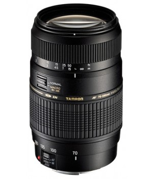 Tamron AF 70-300mm f/4-5.6 Di LD MACRO 1:2 Canon EF