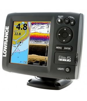 Lowrance Elite 5 CHIRP 000-11655-001
