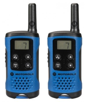 Motorola TLKR-T41 Blue