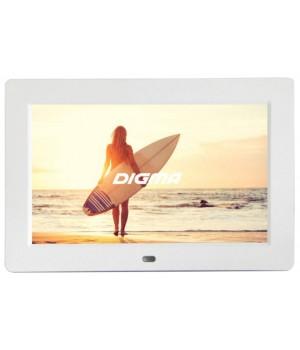 Цифровая фоторамка Digma PF-1033 White