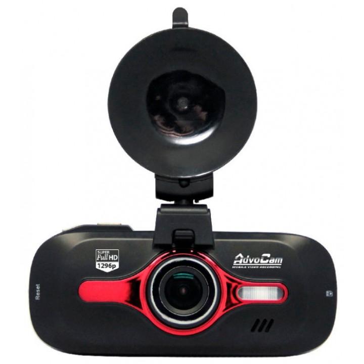 AdvoCam FD8 Red-II GPS + Глонасс