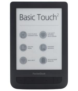 PocketBook 625 Basic Touch 2 Black PB625-E-RU