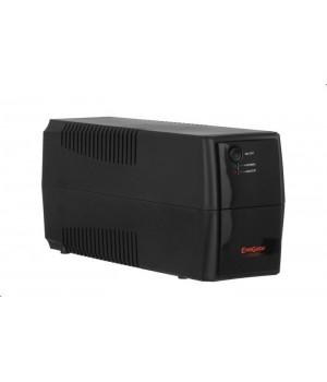 Источник бесперебойного питания ExeGate Power Back BNB-600 600VA Black 244543