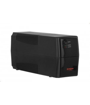 Источник бесперебойного питания ExeGate Power Back BNB-400 400VA Black 244541