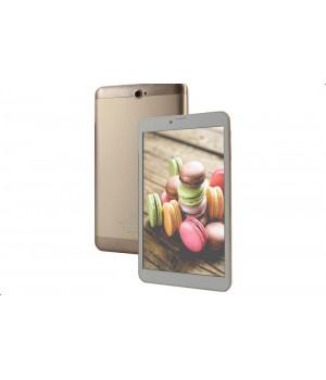Планшет Ginzzu GT-8005 Gold (Spreadtrum SC7731 1.3 GHz/1024Mb/8Gb/GPS/3G/Wi-Fi/Bluetooth/Cam/8.0/1280x800/Android)