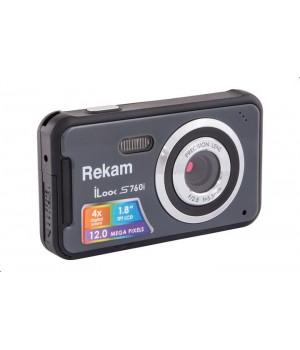 Фотоаппарат Rekam iLook S760i Dark Grey