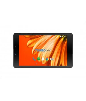 Планшет TurboPad 724 Black (Spreadtrum SC7731 1.3 GHz/1024Mb/8Gb/Wi-Fi/3G/Bluetooth/GPS/Cam/7.0/1280x800/Android)