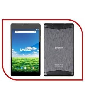 Планшет Digma Plane 7700T 4G Black (Spreadtrum SC9832 1.3 GHz/1024Mb/8Gb/LTE/Wi-Fi/Bluetooth/GPS/Cam/7.0/1280x800/Android)