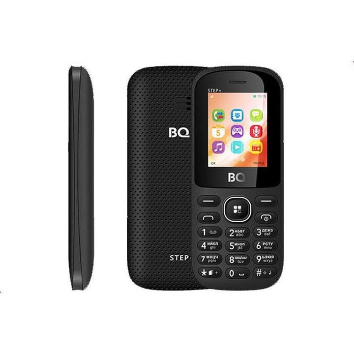 Сотовый телефон BQ 1807 Step+ Black