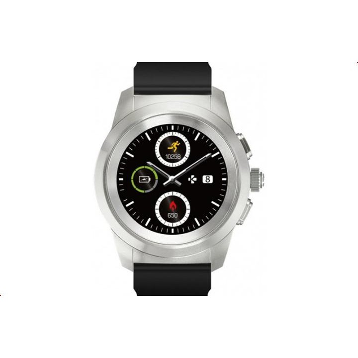 Умные часы MyKronoz ZeTime Original Regular Silver-Black