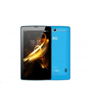 Планшет BQ 7083G Light Blue (Spreadtrum SC7731 1.3 GHz/1024Mb/8Gb/3G/Wi-Fi/GPS/Cam/7.0/1024x600/Android)