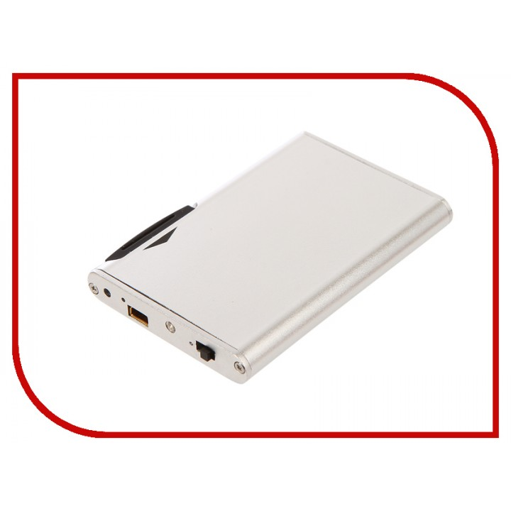 Диктофон Edic-mini Tiny xD A69-300h Silver