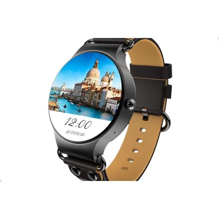 Умные часы KingWear KW98 Black
