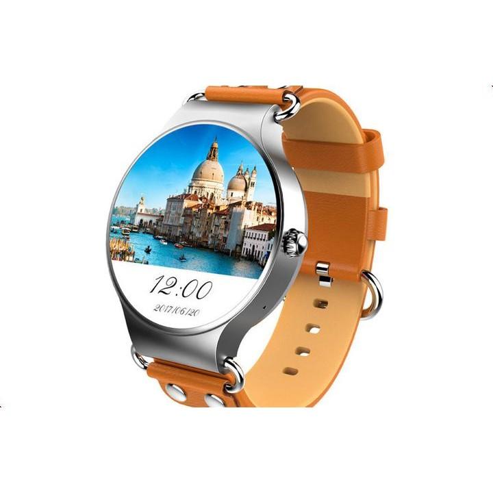 Умные часы KingWear KW98 Silver-Sand