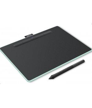 Графический планшет Wacom Intuos M Bluetooth Pistachio CTL-6100WLE-N