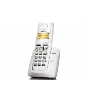 Радиотелефон Gigaset A220 White