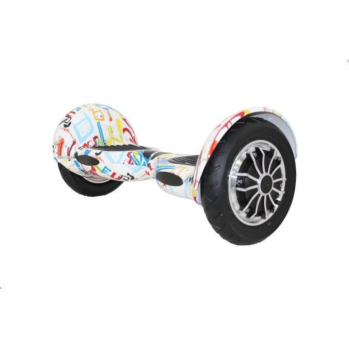 Гироскутер SpeedRoll Premium SUV 05APP с самобалансировкой Grafitti