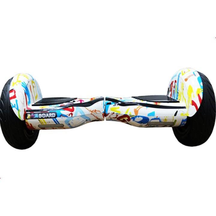 Гироскутер Zaxboard ZX11-002 Pro Самобалансировка + влагозащита Graffiti