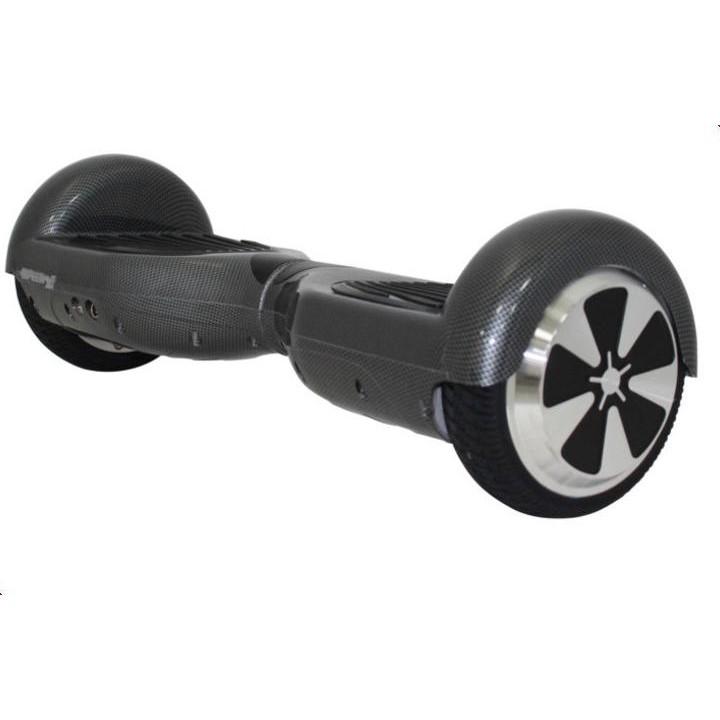 Гироскутер SpeedRoll Premium Smart 01APP с самобалансировкой Black Carbon