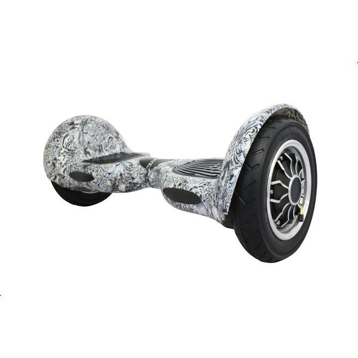 Гироскутер SpeedRoll Premium Suv 05APP Самобалансировка White Ice