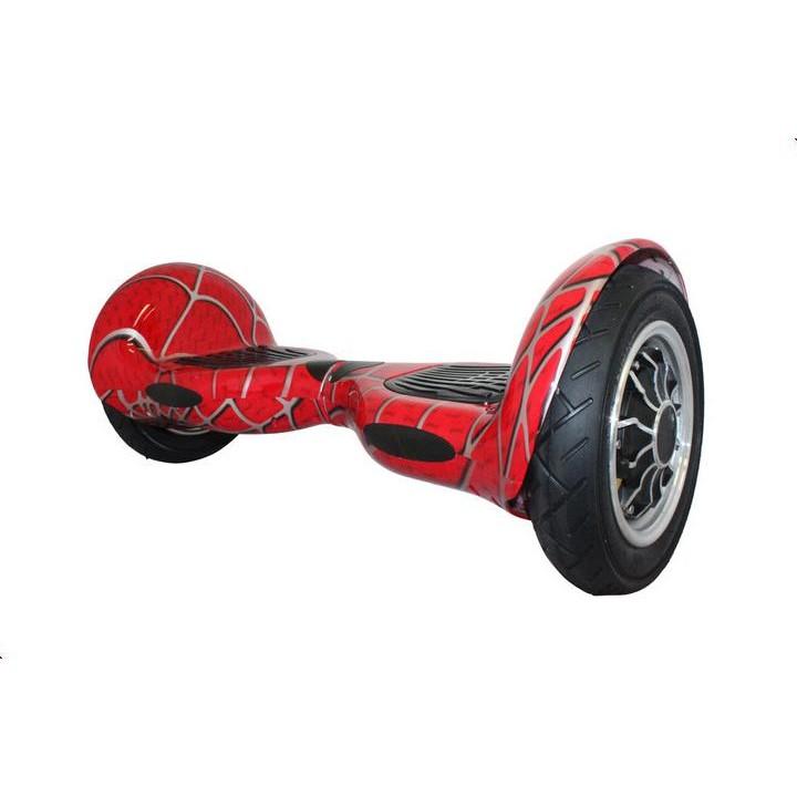 Гироскутер SpeedRoll Premium Suv 05APP Самобалансировка Red Spider Man