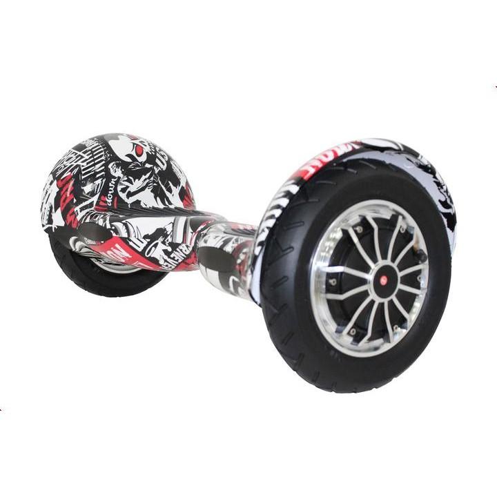 Гироскутер SpeedRoll Premium SUV 05APP Skull