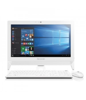 Моноблок Lenovo S200z (10K50025RU) White