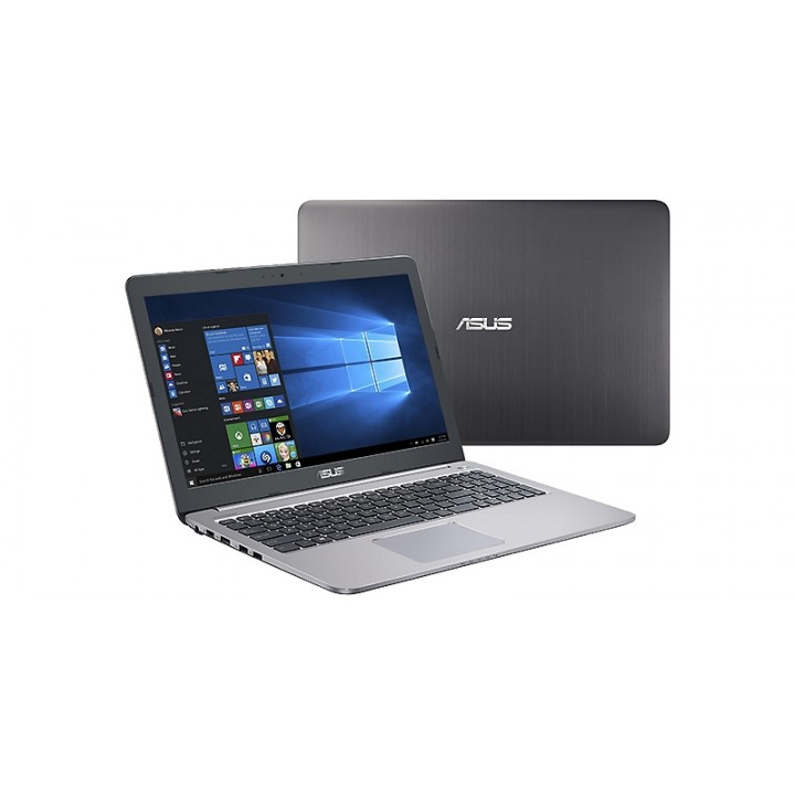 Ноутбук Asus K501UX-DM035T (90NB0A62-M00400) Grey